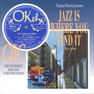 Jazz Is Where You Find It   Dodax.at