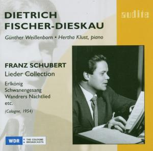 Franz Schubert Lieder Collection | Dodax.co.uk