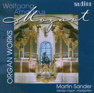 Mozart: Organ Works | Dodax.co.uk