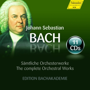 Bach: The Complete Orchestral Works | Dodax.co.uk