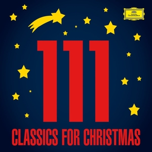 111 Classics for Christmas, 5 Audio-CDs | Dodax.at