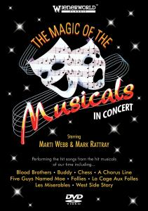 Magic of the Musicals,The:In Concert | Dodax.co.uk