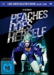 Peaches Does Herself, 1 Blu-ray + 2 DVDs (Limited Mediabook Edition) | Dodax.ch