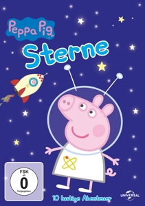 Peppa Pig - Sterne, 1 DVD | Dodax.at