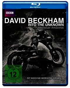 David Beckham - Into the Unknown - Blu-ray | Dodax.co.jp