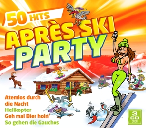 Après Ski Party - 50 Hits | Dodax.com