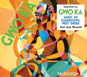 Gwo Ka: Music of Guadeloupe, French West Indies | Dodax.co.uk