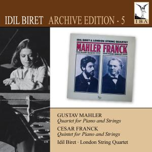 Idil Biret Edition, Vol. 5: Quartet for Piano & Strings | Dodax.ch