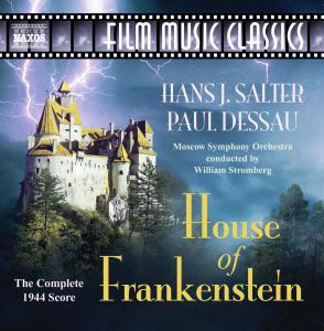 House of Frankenstein: The Complete 1944 Score | Dodax.co.uk