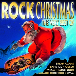 Rock Christmas - The Very Best Of, 2 Audio-CDs (New Edition) | Dodax.ch