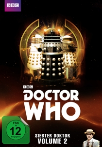 Doctor Who - Siebter Doktor, 5 DVDs. Vol.2 | Dodax.at