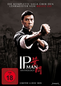 Ip Man Anthology - Limited 4-Disc Edition | Dodax.de