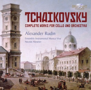 Tchaikovsky: Complete Works for Cello & Orchestra | Dodax.de