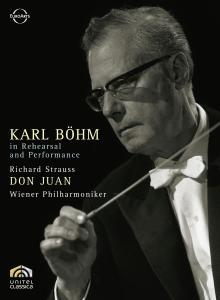 Karl Böhm in Rehearsal and Performance [DVD Video] | Dodax.de