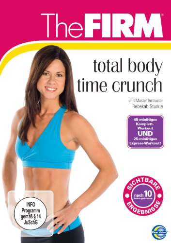 The Firm: Total Body Time Crunch, 1 DVD | Dodax.at