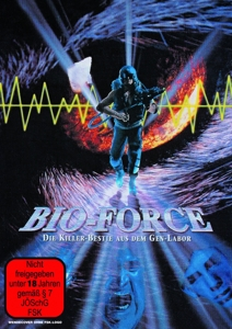 Bio Force - Die Killerbestie aus dem Genlabor, 1 DVD | Dodax.at