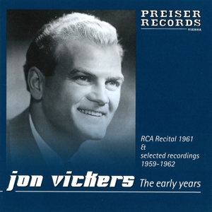 Jon Vickers: The Early Years | Dodax.es