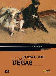 DEGAS Edgar / The Unquiet Spirit | Dodax.co.uk