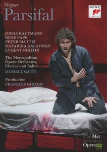 Wagner: Parsifal [Video]   Dodax.ca