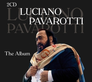 Luciano Pavarotti: The Album | Dodax.it
