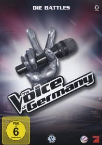 The Voice Of Germany - Die Battle Shows, 2 DVDs | Dodax.ch