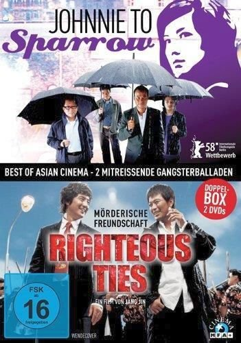 Sparrow / Righteous Ties, 2 DVDs | Dodax.ch