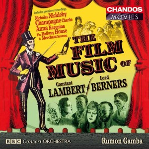 Film Music of Constant Lambert & Lord Berners | Dodax.ca