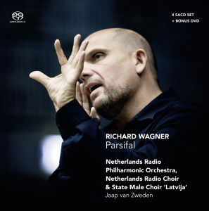 PARSIFAL by VAN ZWEDEN, JAAP-NETHERLANDS RADIO PHILHARMONIC CD
