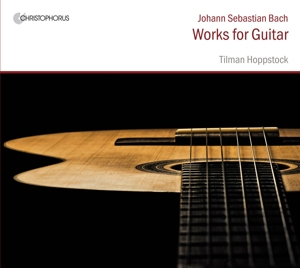 Bach: Works for Guitar | Dodax.co.jp