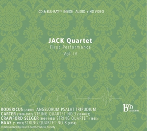 First Perf 4: Streichquartette | Dodax.at
