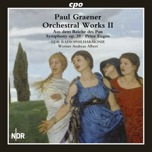 Paul Graener: Orchestral Works, Vol. 2 | Dodax.at