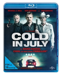 Cold in July, 1 Blu-ray | Dodax.de