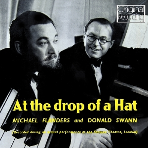 Flanders & Swann: At the Drop of a Hat | Dodax.ca