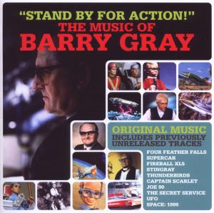 Stand By For Action!: The Music of Barry Gray | Dodax.pl