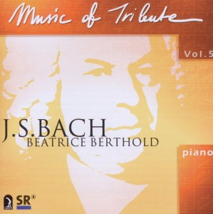 Music of Tribute, Vol. 5: J. S. Bach | Dodax.ca