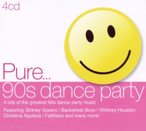 Pure... 90s Dance Party | Dodax.nl