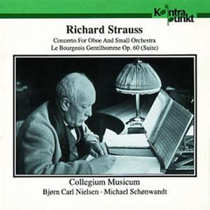 Strauss: Concerto for Oboe & Small Orchestra; Le Bourgeois Gentilhomme | Dodax.at