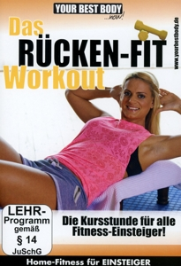 Das Rücken-Fit Workout, 1 DVD | Dodax.at