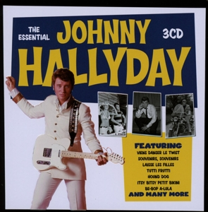 Essential Johnny Hallyday | Dodax.fr