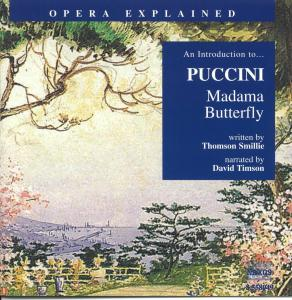 """Introduction to Puccini's """"Madama Butterfly"""" 