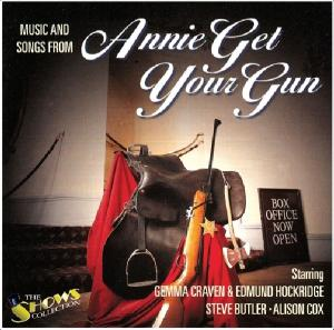 Songs and Music from Annie Get Your Gun | Dodax.co.jp
