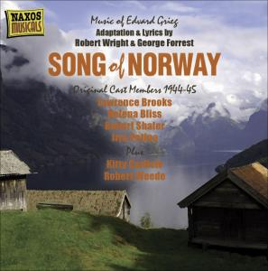 Grieg/Forrest/Wright: Song Of Norway | Dodax.pl