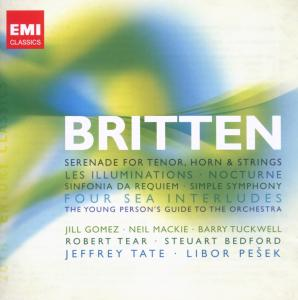 Britten: Songs Cycles; Orchestral Works   Dodax.es