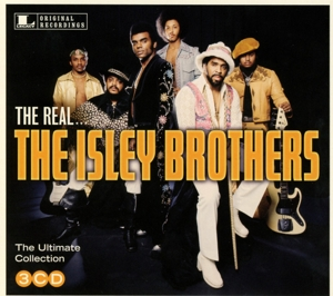 Real... The Isley Brothers  | Dodax.nl