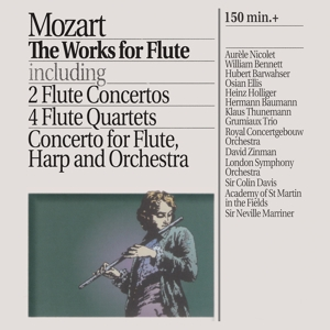 Mozart: The Works for Flute | Dodax.at