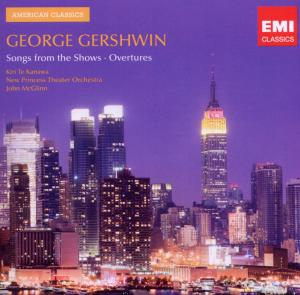 Gershwin: Songs from the Shows; Overtures | Dodax.ch