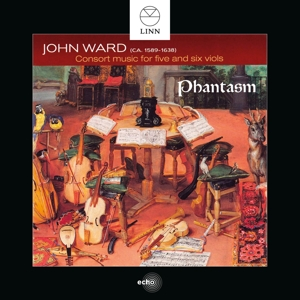 John Ward: Consort Music for 5 and 6 viols | Dodax.ch
