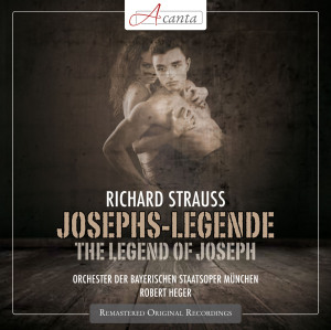 Richard Strauss: Josephs-Legend (The Legend of Joseph) | Dodax.nl