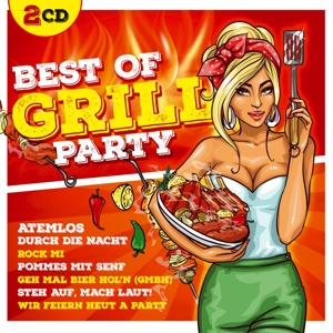 Best of Grillparty - 40 heisse Hits, 2 Audio-CDs | Dodax.ch