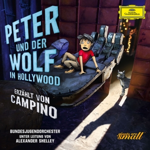 Peter und der Wolf in Hollywood, 1 Audio-CD | Dodax.ch